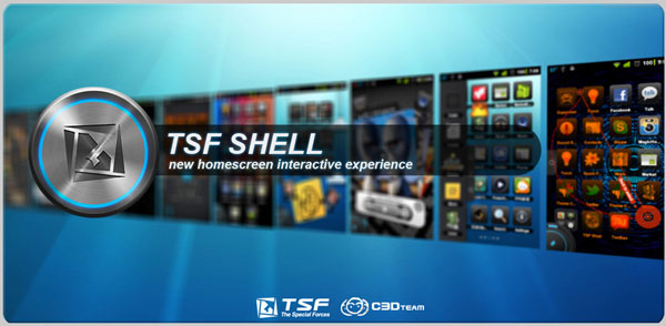 TSF Shell 3D Launche