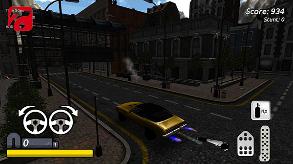 Muscle Car Driver 2