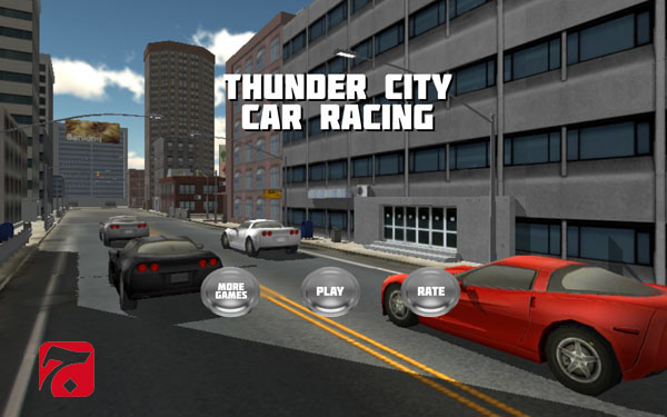 Thunder City Car Racing