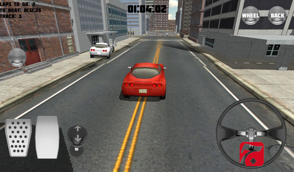 Thunder City Car Racing1