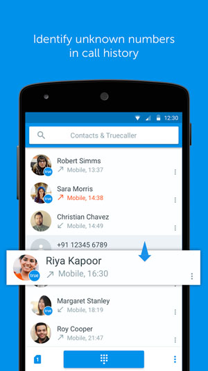 Truedialer - Dialer & Contacts