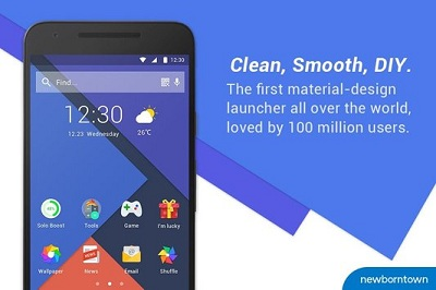 Solo Launcher-Clean,Smooth,DIY 1