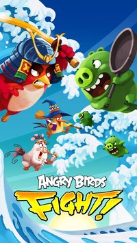 Angry Birds Fight!2