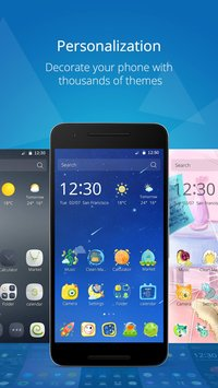 CM Launcher 3D - Stylish Boost5
