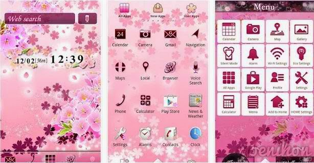 HOME Launcher-cute Themes6