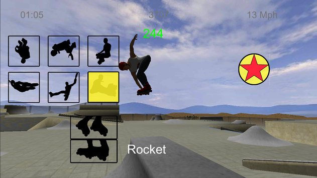 Inline Freestyle Extreme 3D.3