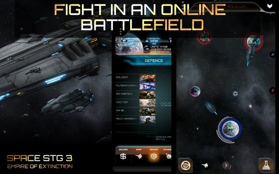Space STG 3 - Galactic Empire2