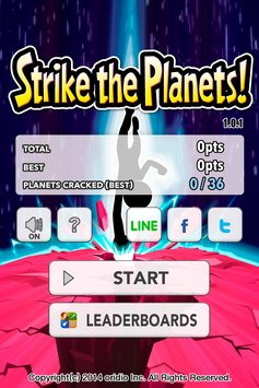 Strike the Planets!5