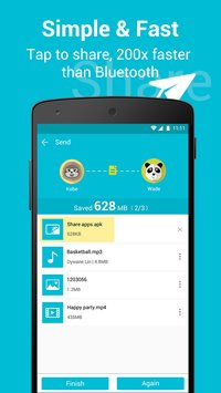 All Share - Apps&File Transfer 2