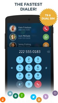 Contacts & Dialer by drupe4