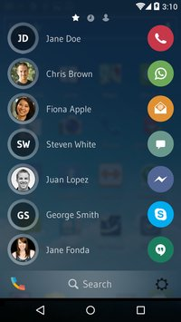 Contacts & Dialer by drupe7