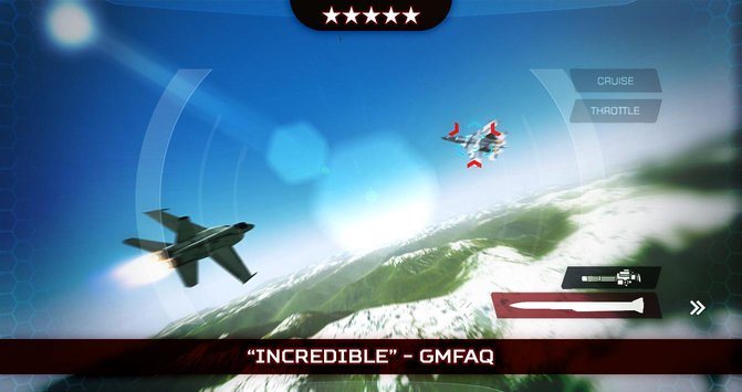 Extreme Air Combat HD1