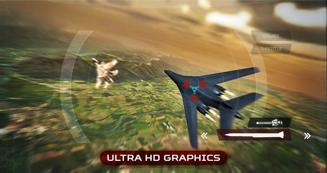 Extreme Air Combat HD2