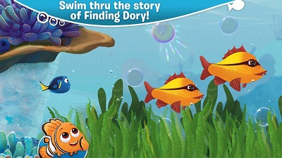 Finding Dory Keep Swimming5