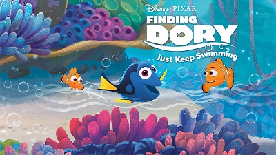 Finding Dory Keep Swimming9