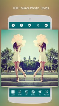 Mirror PhotoEditor&Collage2