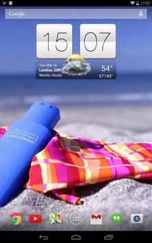 Sense V2 Flip Clock & Weather (5)