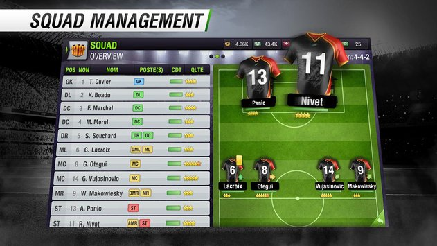 Top Eleven Be a Soccer Manager4