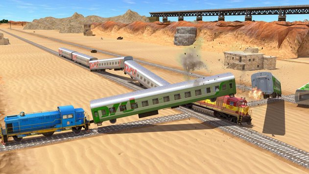 Train Simulator by i Games3
