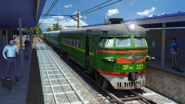 Train Simulator by i Games4