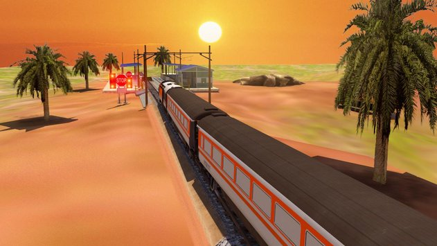 Train Simulator by i Games6