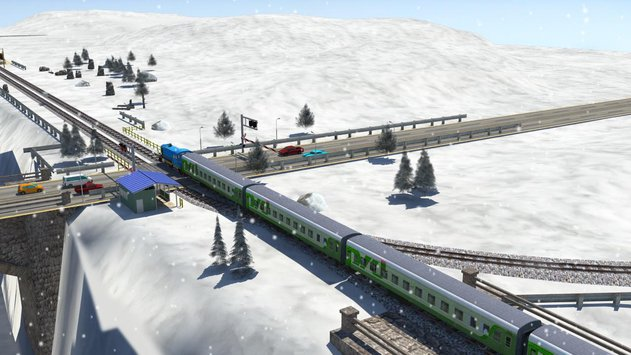 Train Simulator by i Games7
