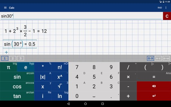 graphing calculator.-