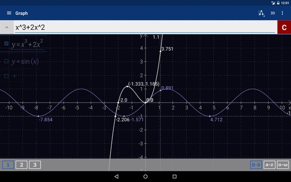 graphing calculator2