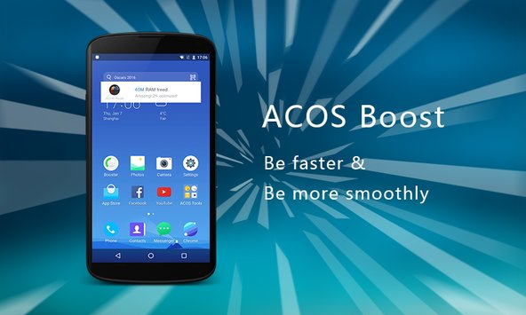 ACOS Launcher-Small,Fast,Boost .