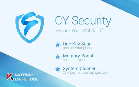 CY Security Antivirus Cleaner 5