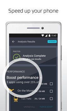 Cleaner & Booster for Android4