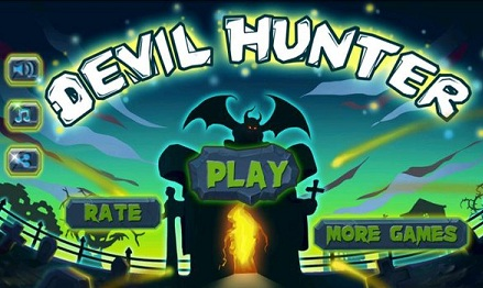 Devil Hunter logo