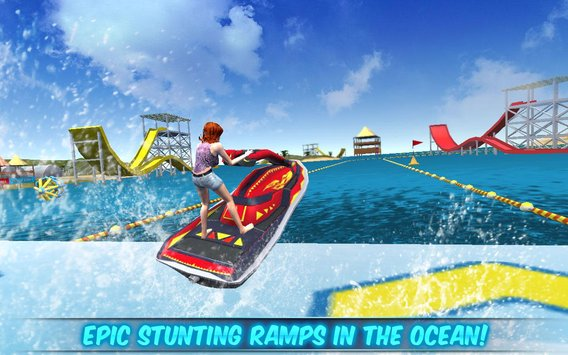 Extreme Power Boat Racers2