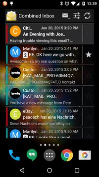 K-@ Mail - Email App 4