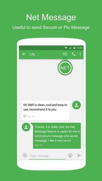 KK SMS - Cool, Powerful SMS 7