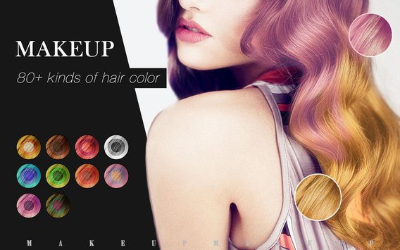 Makeup - Cam & Color Cosmetic .