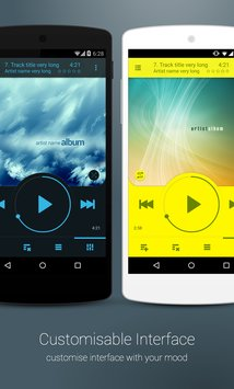 NRG Player music player 2