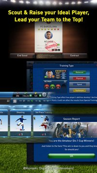 PES CLUB MANAGER 3