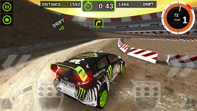 Rally Racer Dirt 2