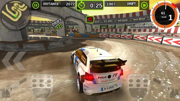 Rally Racer Dirt 3