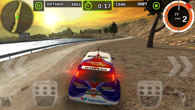 Rally Racer Dirt 4