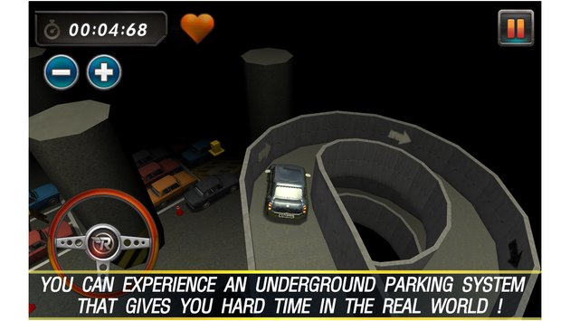 RealParking3D Parking Games .4