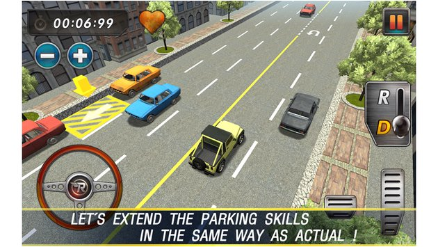 RealParking3D Parking Games .5