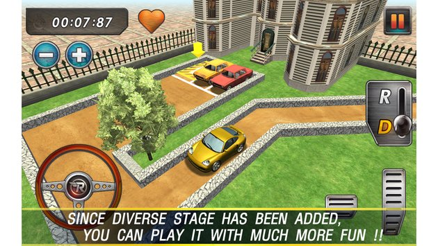 RealParking3D Parking Games .6