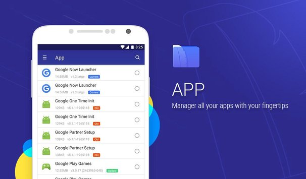 T File Manager 3