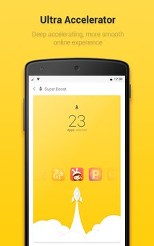 Yellow Booster – Clean & Boost 2