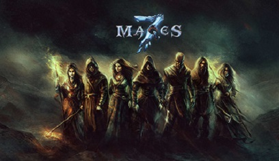 7 Mages logo