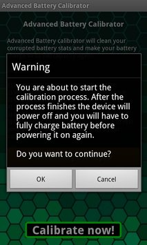 Advanced Battery Calibrator 2
