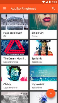 Audiko ringtones for Android 4