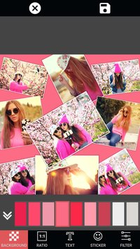 Collage Photo Maker Pic Grid 4